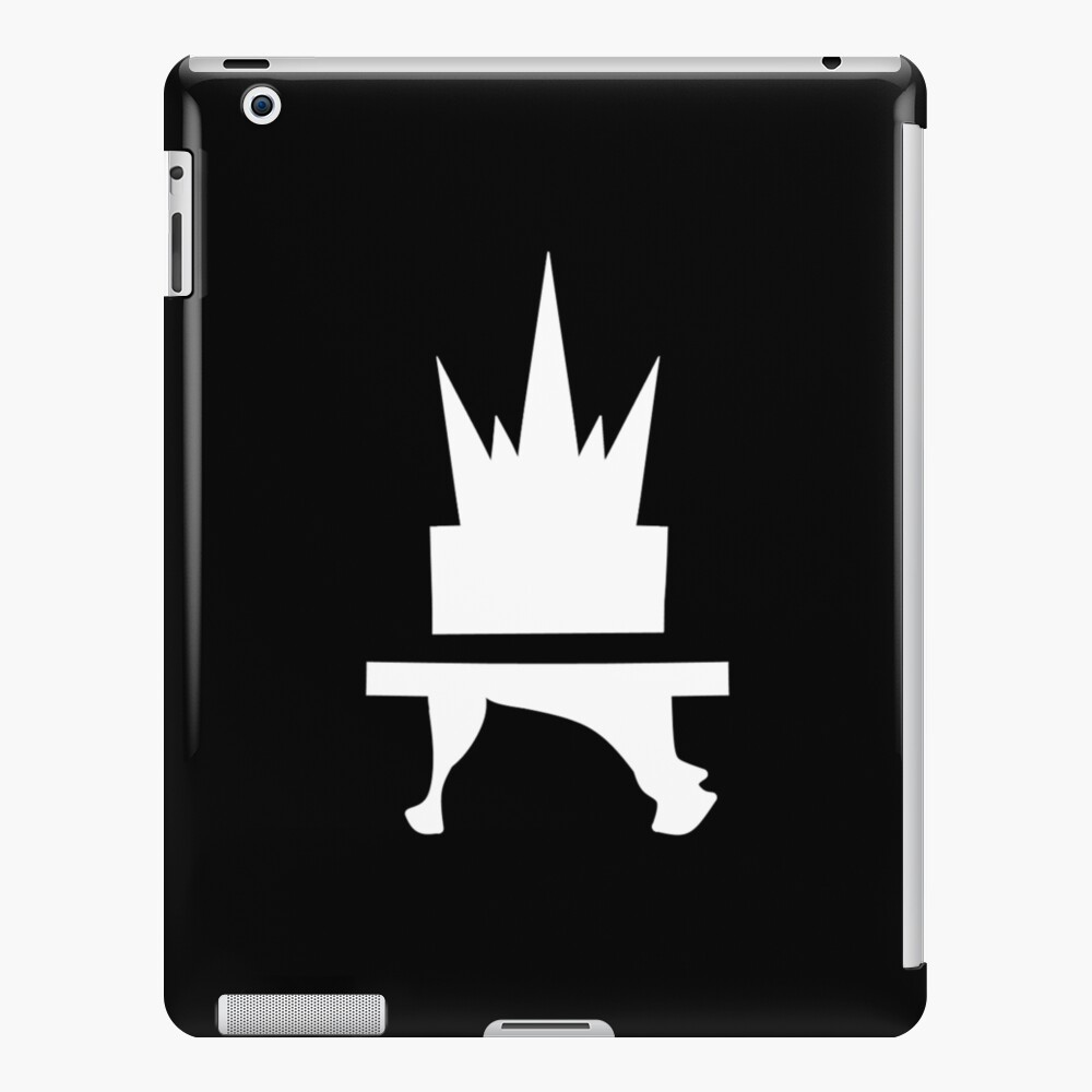 Crazyblox Logo iPad Case & Skin