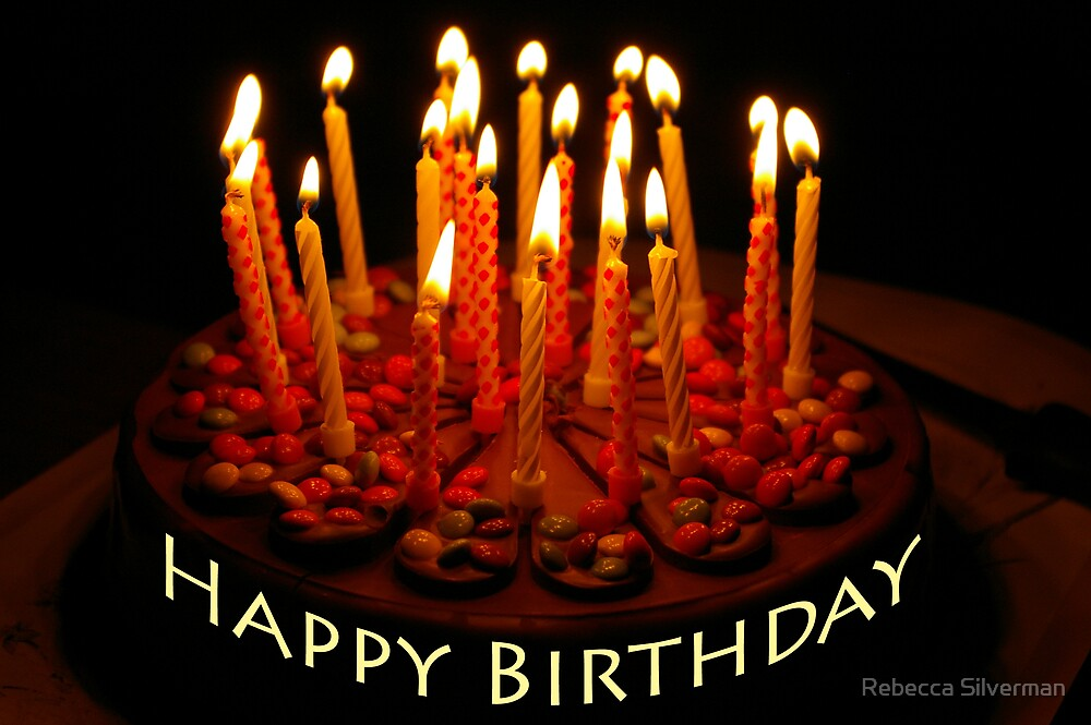 Birthday Candles by Rebecca Silverman