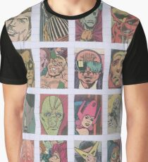 Rogue's Gallery Graphic T-Shirt