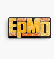 EPMD bandana Metal Print