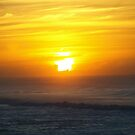 Sunrise at Merewether Beach by SeeingTime