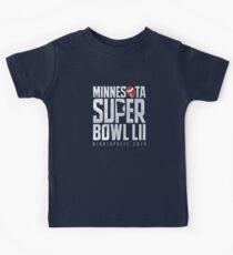 Super Bowl LII Kids Clothes