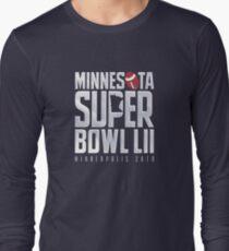 Super Bowl LII Long Sleeve T-Shirt