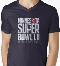 Super Bowl LII Men's V-Neck T-Shirt
