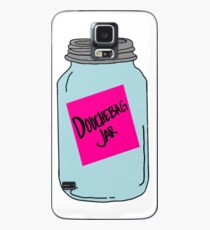 The Douchebag Jar Case/Skin for Samsung Galaxy