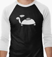 Mine Turtle Men's Baseball ¾ T-Shirt