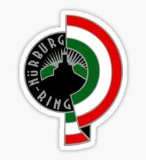 Nürburgring Vintage 2.0 ITALIA Theme Sticker