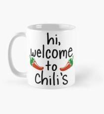 Hallo, willkommen bei Chili Tasse (Standard)