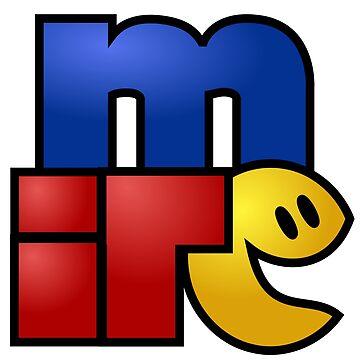 mIRC logo (old) by MrTartBottom