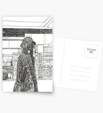 Min Yoongi Postcards