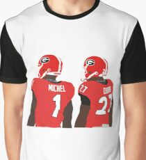 Michel and Chubb Graphic T-Shirt