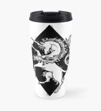 unicorn armory Travel Mug