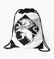 unicorn armory Drawstring Bag