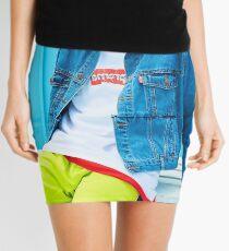 Ha Sungwoon Mini Skirt