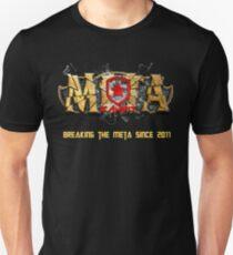"Gambit Gaming ""Breaking the Meta"" (T-SHIRTS AND HOODIES) Unisex T-Shirt"
