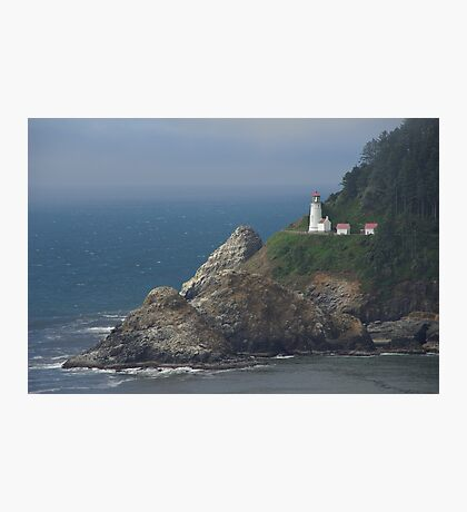 Heceta Head Lighthouse, Oregon Photographic Print