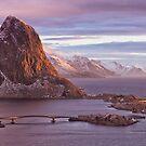 Lofoten Islands, Norway by Curtis Budden