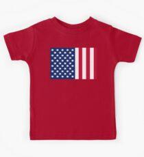 USA flag Kids Clothes