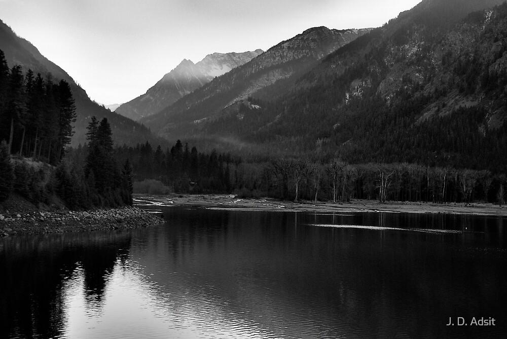 Lake's End by J. D. Adsit