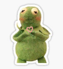 Kermit Sticker