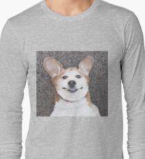 Goofy beagle dog smiling T-Shirt