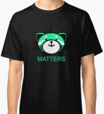 Kiss Land Matters (Oxcy Logo) Classic T-Shirt