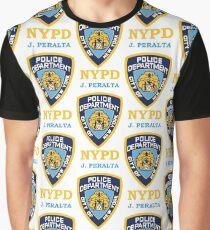 peralta badge Graphic T-Shirt