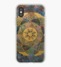 Gemischte Medien Zendala iPhone-Hülle & Cover