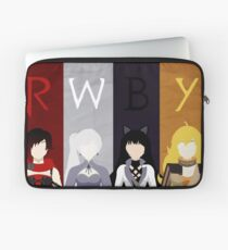 Team Rwby Laptop Sleeve