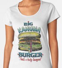 Big Kahuna Burger v2  Women's Premium T-Shirt