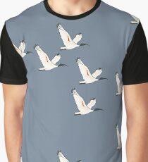 Ibis Majesty Graphic T-Shirt