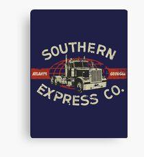 Southern Express Co. Canvas Print