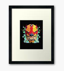Japanese Tiger Framed Print