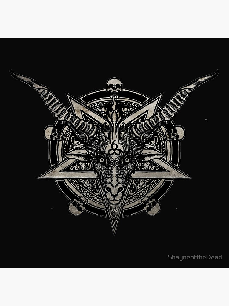 666 Baphomet by ShayneoftheDead
