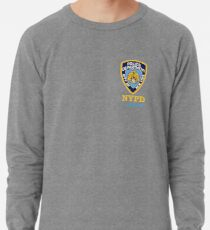 peralta badge Lightweight Sweatshirt
