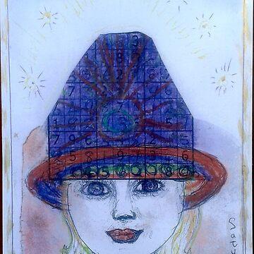 The Magic Hat by MardiGCalero
