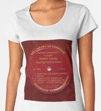 Chistmas Eve Under Hooker's Statue Women's Premium T-Shirt