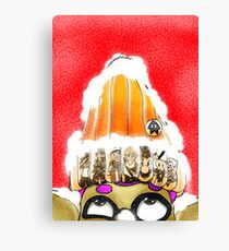 Have A Merry 'Switch-mas' Canvas Print