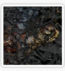 Black Waters 5 Sticker