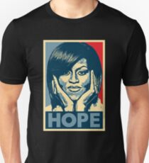 michele obama Slim Fit T-Shirt