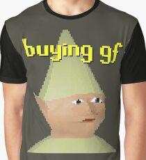 Camiseta gráfica Runescape Gnome Child