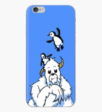 Bored Yeti and Penguins MKII iPhone Case