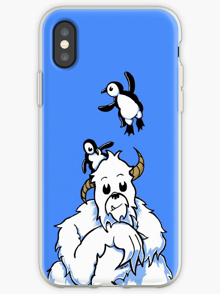 Bored Yeti and Penguins MKII by etourist