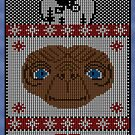 ET XMAS - ET Ugly Sweater by quimmirabet