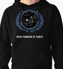 United Federation of Planets Pullover Hoodie
