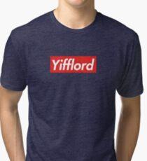 YIFFLORD™ (Supreme Parody) Tri-blend T-Shirt