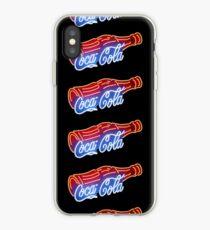 Coca-Cola Light Bottle iPhone Case