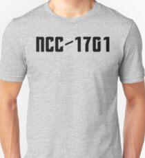 U.S.S. Enterprise / NCC-1701 Unisex T-Shirt