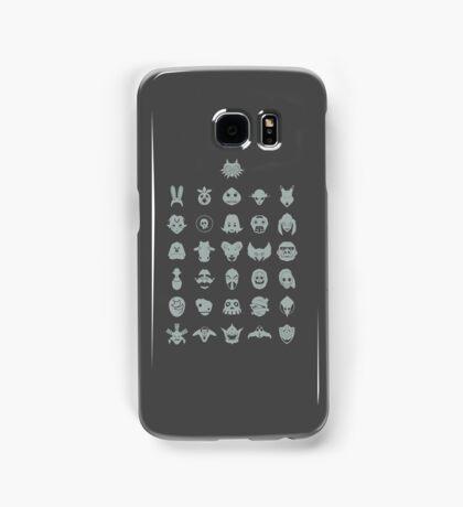 Mask Collection Samsung Galaxy Case/Skin