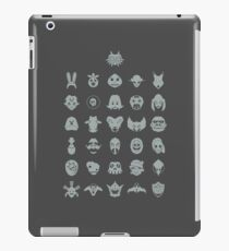 Mask Collection iPad Case/Skin
